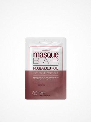 Ansikte - masque B.A.R Foil Masque Rose Gold Sheet Mask Rose Gold