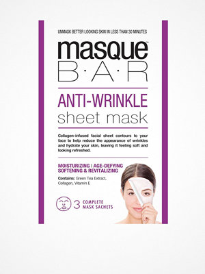 masque B.A.R Anti-Wrinkle Sheet Mask Transparent
