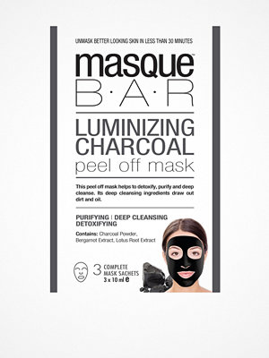 masque B.A.R Luminizing Charcoal Peel Off Mask