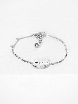 Marc Jacobs halsband Chain Bracelet Silver