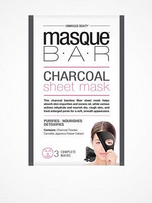 Ansikte - masque B.A.R Charcoal Sheet Mask Svart