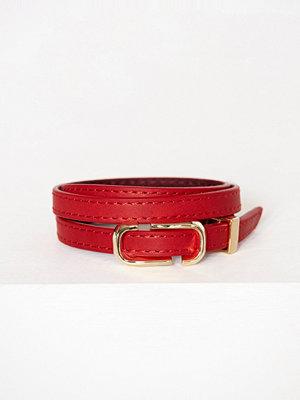 Marc Jacobs rött smycke Double J Triple Wrap Röd