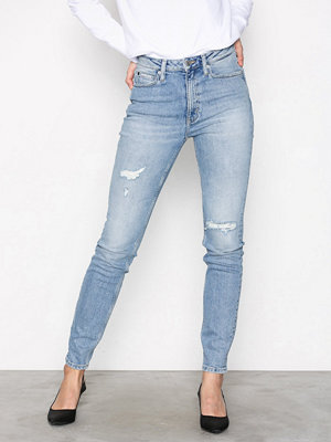 Calvin Klein Jeans CKJ 010: High Rise Skinny West Heavenly