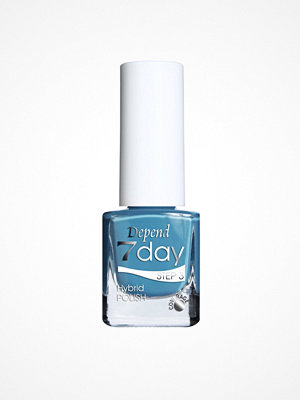 Naglar - Depend 7day Nailpolish Botanic Blue