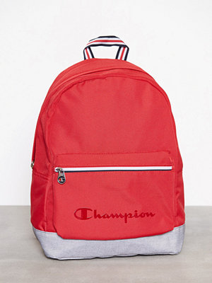 Champion röd ryggsäck Backpack Red