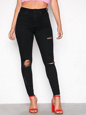 Gina Tricot Gina Curve Jeans Black