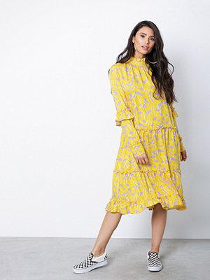 NORR Anastacia dress Yellow