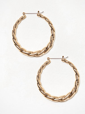 Vero Moda örhängen Vmtatiana Creol Earrings Guld