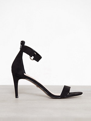 Topshop Ring Heeled Sandals Black