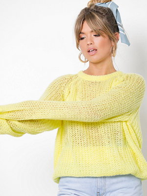 NLY Trend Light Hand Knit Gul