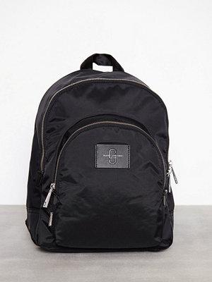 Marc Jacobs Double Pack Svart ryggsäck