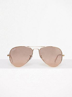 Solglasögon - Ray-Ban Aviator Large Metal 0RB3025 Rosa