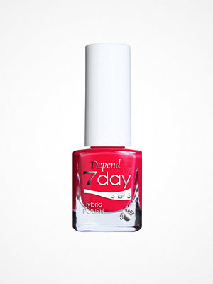 Naglar - Depend 7day Nailpolish Red Dandelion