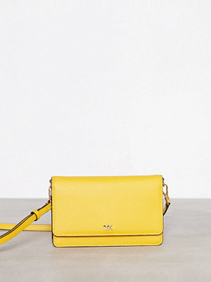 MICHAEL Michael Kors gul axelväska Crossbodies Phone Crossbody Sunflower