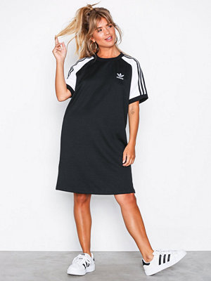Adidas Originals Raglan Dress Svart