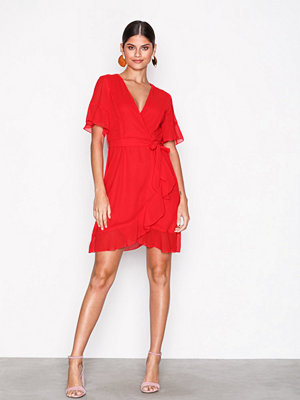 Sisters Point Greto Dress Red