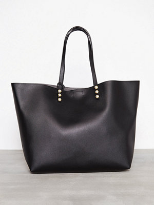 Glamorous Ladies Tote Bag Black