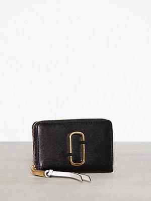 Plånböcker - Marc Jacobs Small Standard Black/Pink
