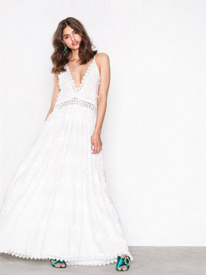 By Malina Issa maxi dress White