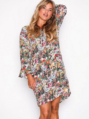Only onlMASJA Nova Lux Wide Sleeve Dress Svart