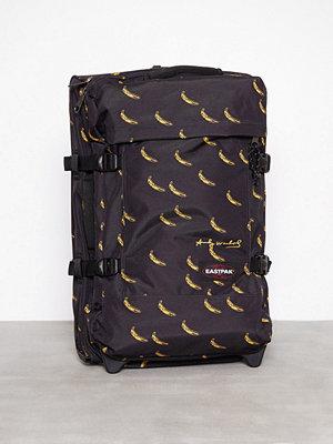 Eastpak svart ryggsäck med tryck Tranverz S Banana