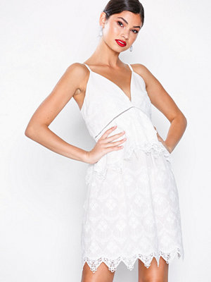By Malina Neela dress White
