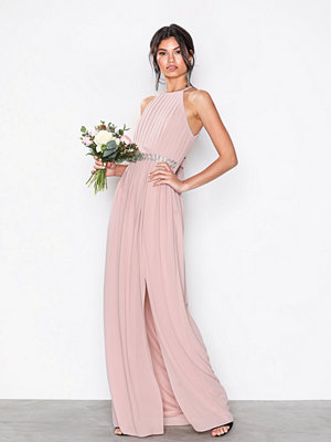 TFNC Maera Maxi Dress Mauve