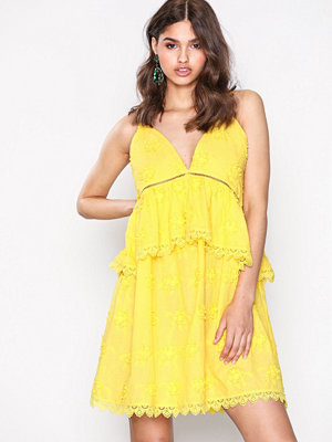 By Malina Neela dress Lemon