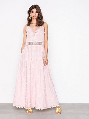 By Malina Issa maxi dress Dusty Pink