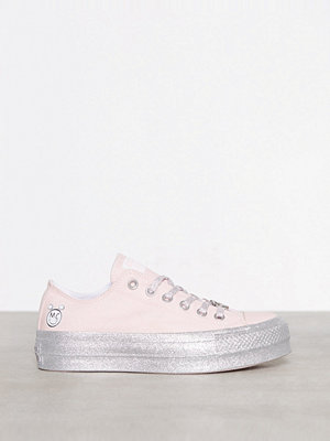 Sneakers & streetskor - Converse Miley Cyrus Ctas Lift Ox Rosa