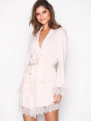 Free People Sweetest Thing Robe Peach
