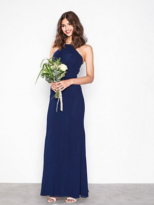 Chi Chi London Anayla Dress Navy