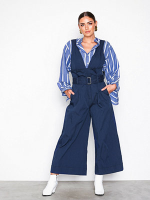 Hope Match Jumpsuit Dark Blue
