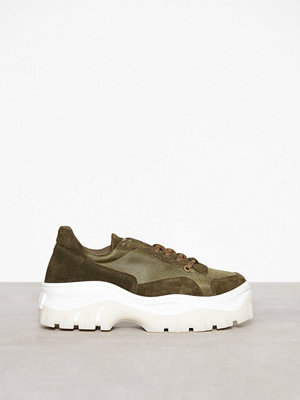 Sneakers & streetskor - Bronx B Jaxstar Khaki