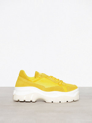 Sneakers & streetskor - Bronx B Jaxstar Gul