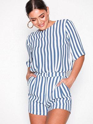 Selected Femme Slfaliva Mw Shorts B Lila