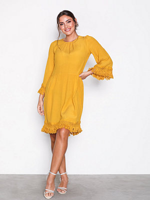 Y.a.s Yastassel 3/4 Dress - Fest Brun