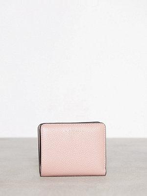 Plånböcker - Marc Jacobs Mini Compact Wallet Rose