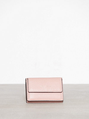 Plånböcker - Marc Jacobs Mini Trifold Rose