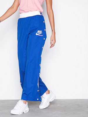 Nike blå byxor NSW Snap Archive Pant Royal