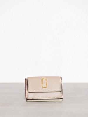 Plånböcker - Marc Jacobs Mini Trifold Slate