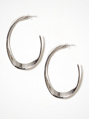 Vero Moda örhängen Vmtofe Big Creol Earrings Silver