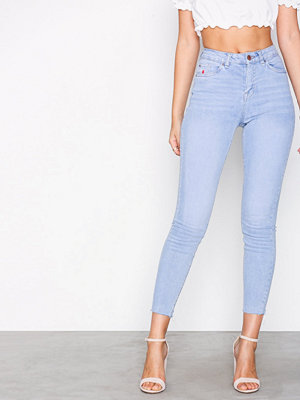 New Look Skinny Mango Jeans Cobolt Blue