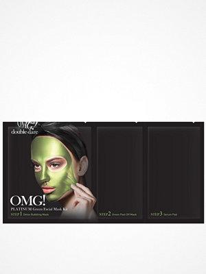 Ansikte - OMG! Platinum Facial Mask Kit Grön