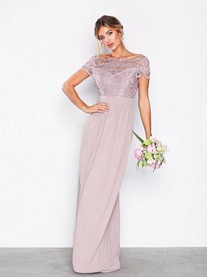 TFNC Abilinia Maxi Dress Mauve