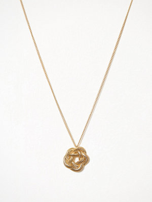 Pieces halsband Pcdeliah Necklace Pb Guld