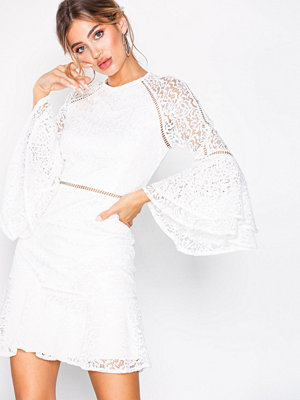 By Malina Ettie dress White