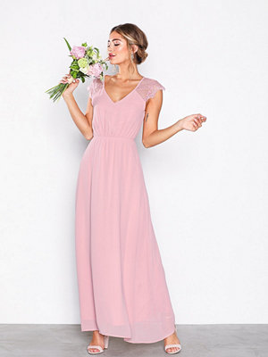 Sisters Point Gimle-L Dress Dusty Rose