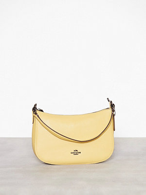 Coach gul axelväska Polished Pebble Lthr Chelsea Crossbody
