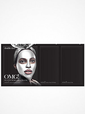 OMG! Platinum Facial Mask Kit Silver